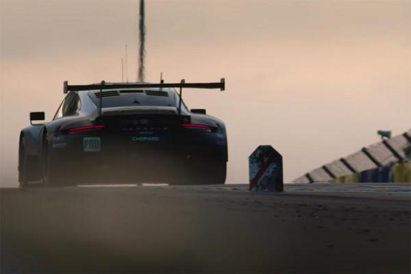 Video: Porsche takes us behind the…