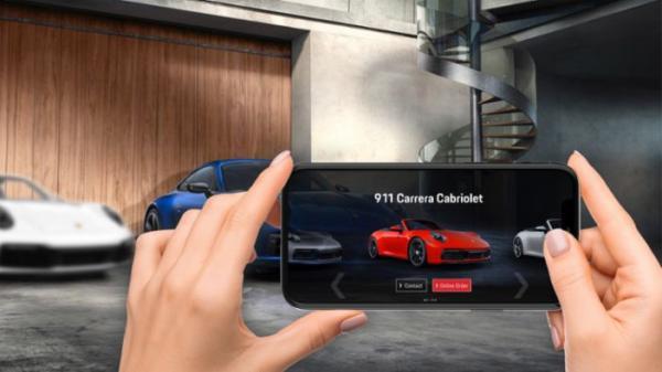 Porsche rolls out online car sales in Europe