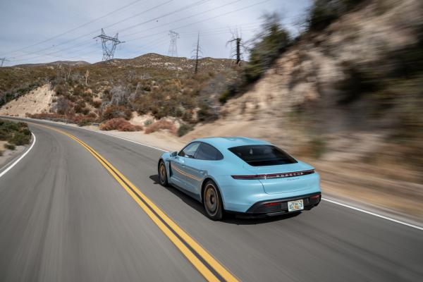Porsche Taycan - Our 2020 Overview