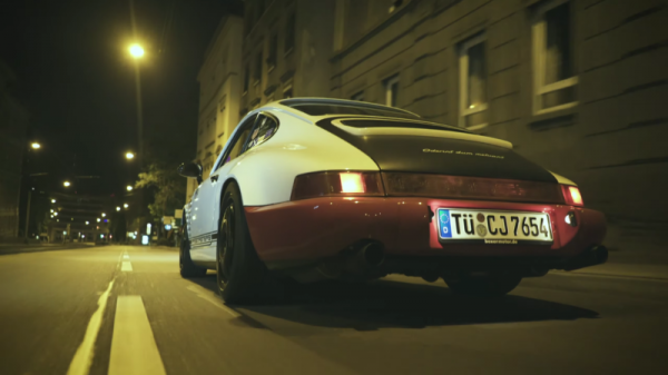 photo of A Midnight Cruise Through Stuttgart in a Punk Rock 964 image