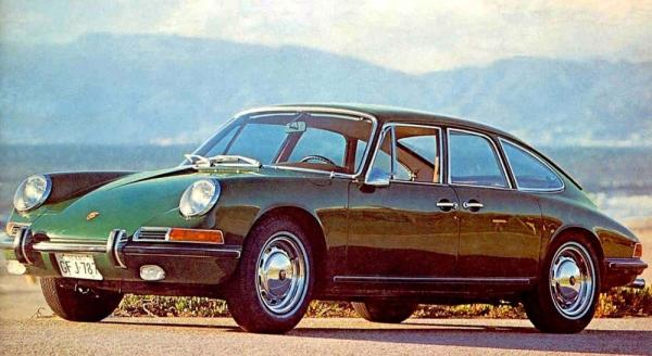 History of Four-door Porsche Began Way Before Panamera Came Along