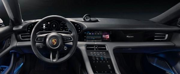 Apple Expanding in the Porsche World with More Apps Pre-Installed on the Taycan