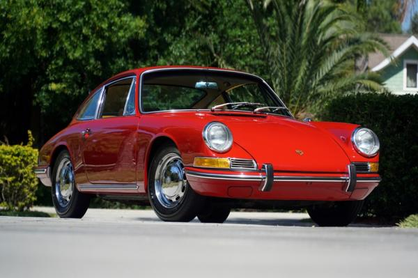 Stunning 1967 Porsche 912 Is a Fine Example of a Special Breed