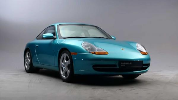 photo of One-Off Bulletproof Porsche 911 Walkaround Video image