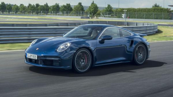 photo of 2021 Porsche 911 Turbo revealed with many of the Turbo S model's upgrades image