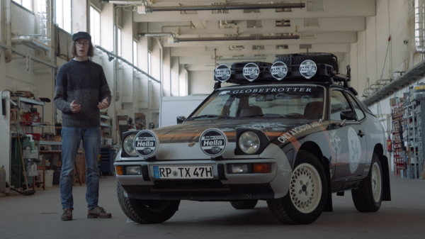 photo of 'Overland Rally Car' Is A Great Twist On The 'Safari Everything' Trend image