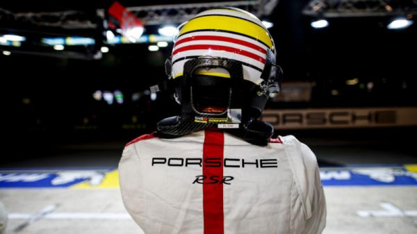 Your Favorite Porsche Drivers Tell The Story Behind Their Helmet Designs