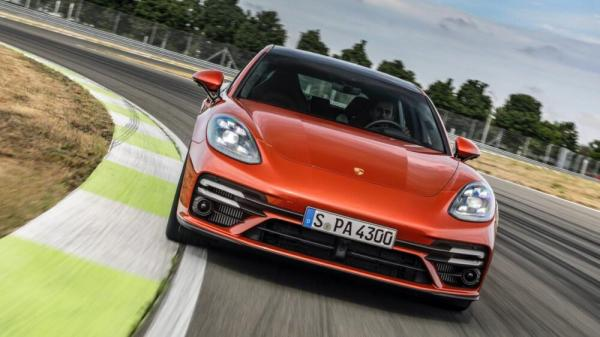 Porsche Trots Out Peppered-up 2021 Panamera; More HP, Higher Top Speed