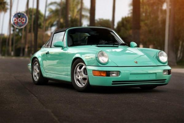 Six of the most polarizing Porsche colors of all time