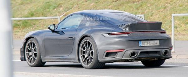 Mystery Porsche 911 Ducktail Prototype Returns, It's More Puzzling Than Ever