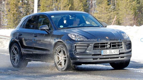 Porsche Macan Facelift Coming With More…