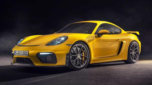 photo of 2021 Porsche 718 Debuts With 7-Speed PDK For GT4, Spyder, And GTS 4.0 image