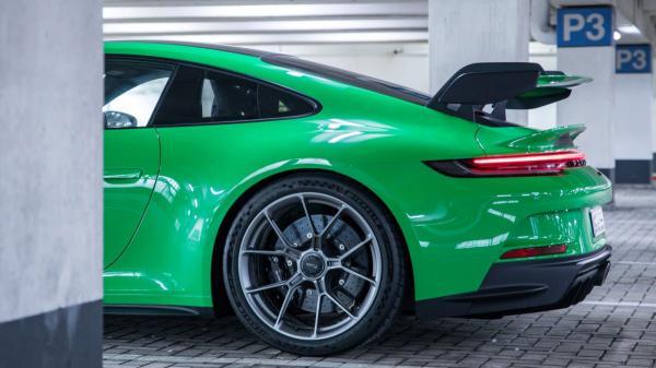 Important: The 2022 Porsche 911 GT3…