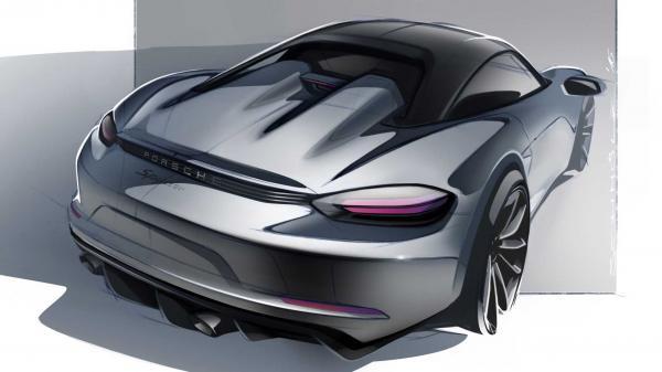 Porsche Head Of Design Would Love A…
