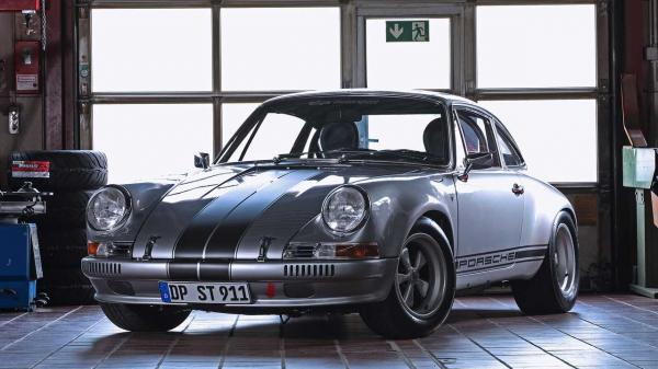 photo of Porsche 911 Restomod Makes Less-Is-More Approach Look Exciting image