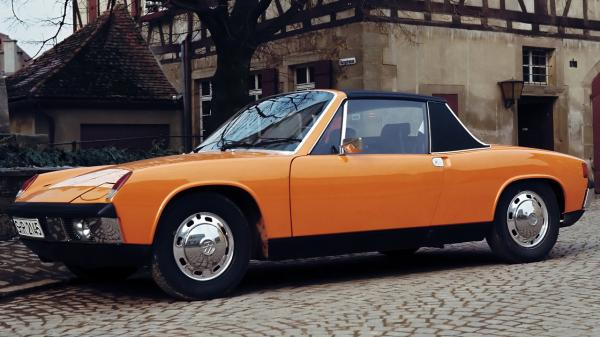 Porsche 914 Revival Being Considered As…
