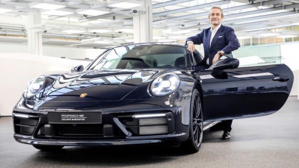 This Belgium-only Porsche 911…
