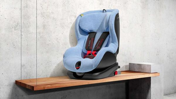 Porsche's New Baby Seats Won't Make Your Kid Grow Any Faster
