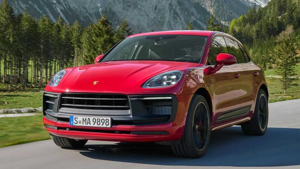 2022 Porsche Macan Debuts With More…