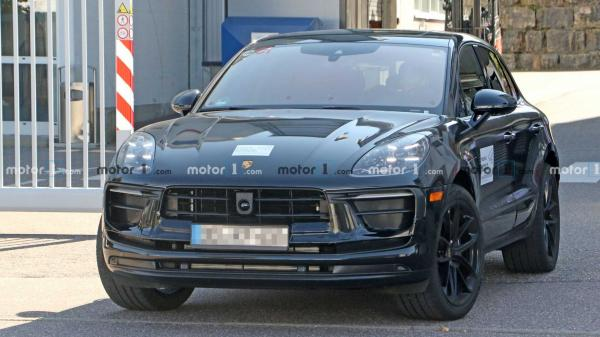 Porsche Macan Spied Getting Ready For…