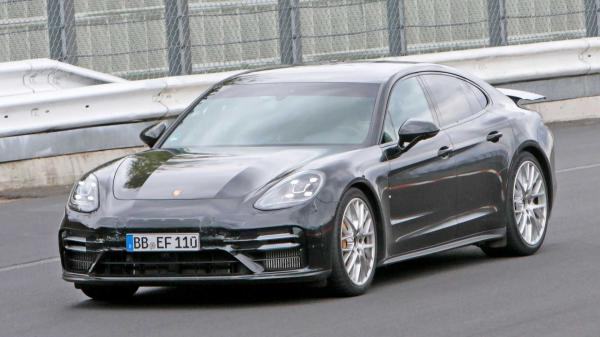 Hot Porsche Panamera 'Lion' May Have…