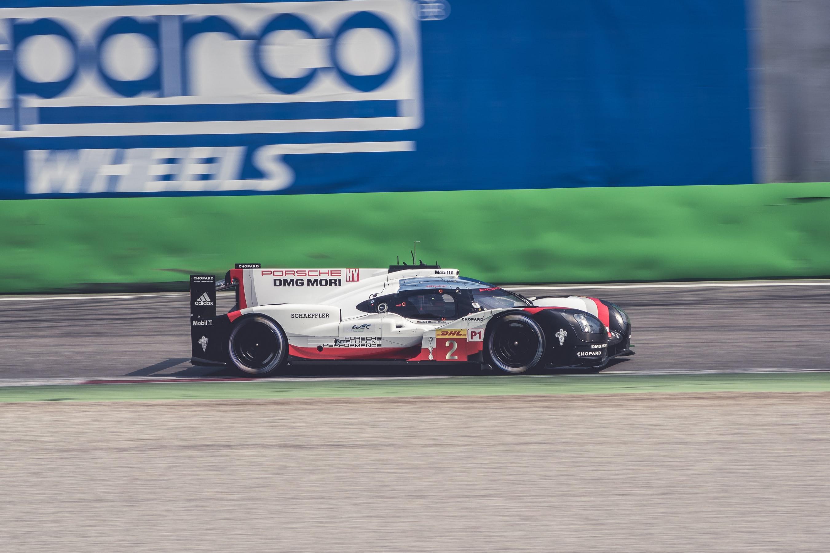porsche f1 racing