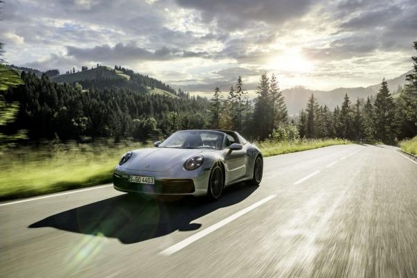 Porsche worldwide sales figures 12% down…