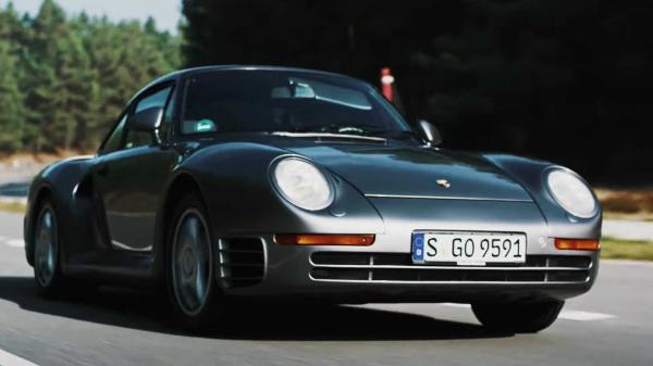 What's Your Favorite Porsche Supercar Of All Time?