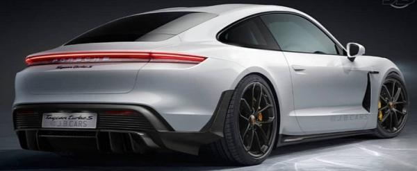 Porsche Taycan Coupe Looks Like an…