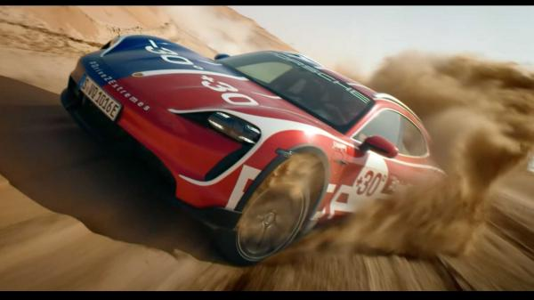 Porsche Taycan Cross Turismo Showcased…