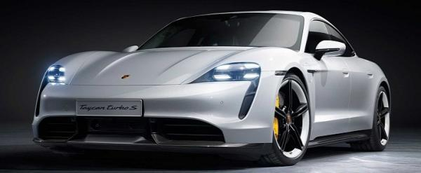 Porsche Taycan Sales Rise Spectacularly…