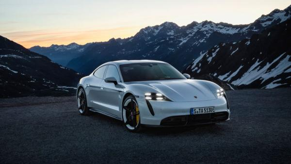 This Is What Makes The Porsche Taycan…