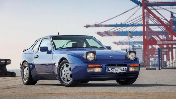 This Is Probably The Nicest Porsche 944…