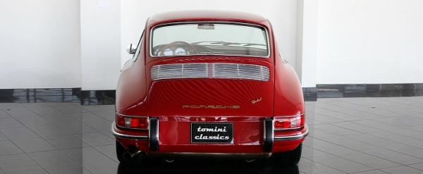 Ruby Red 1965 Porsche 911 With Pepita Interior Looks Highly Collectible