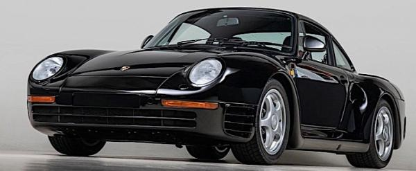 Stage 2 1988 Porsche 959 Is a Horsepower…