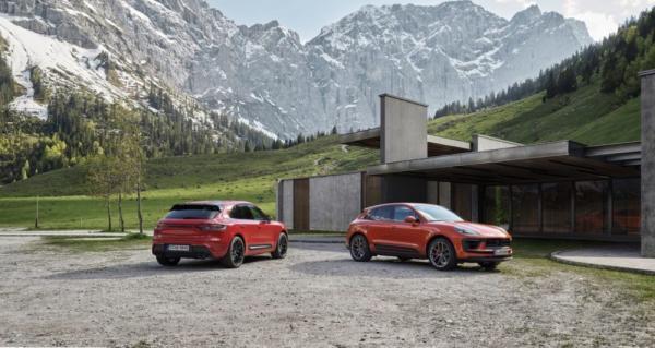 The new Porsche Macan is even stronger,…