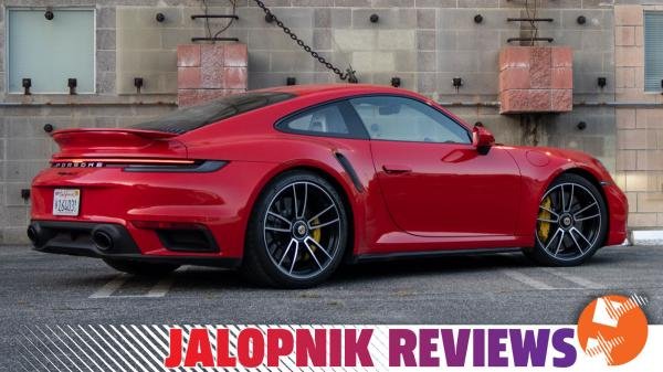 2021 Porsche 911 Turbo S: The Jalopnik…
